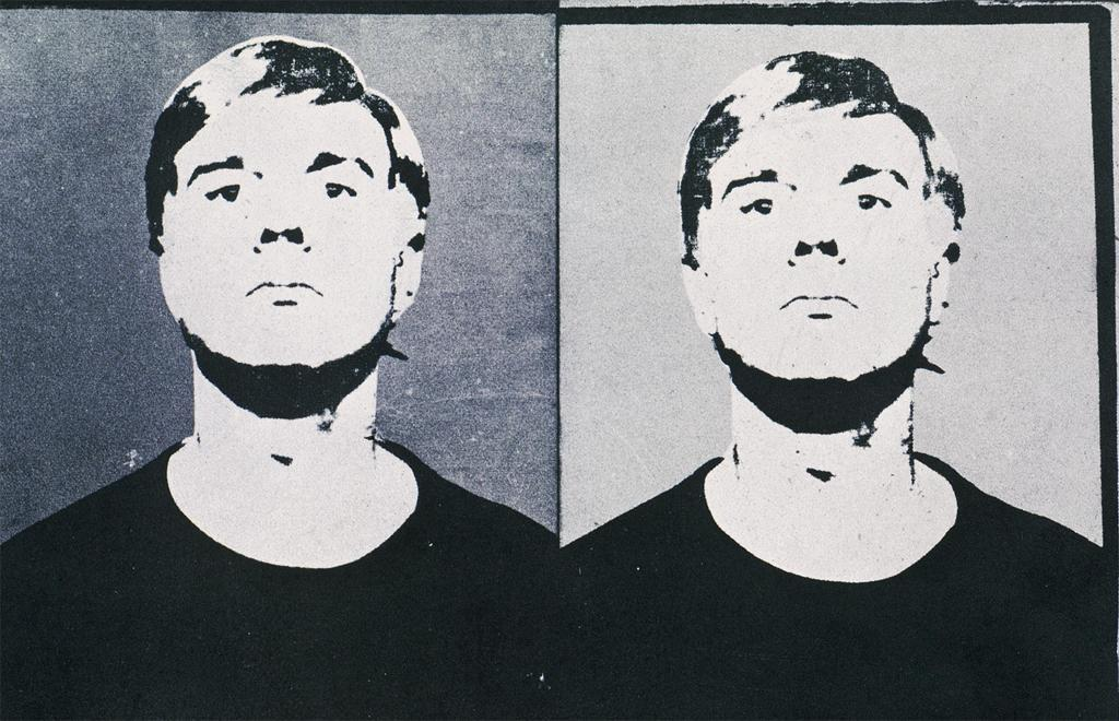 Andy Warhol, Self-Portrait, 1964.